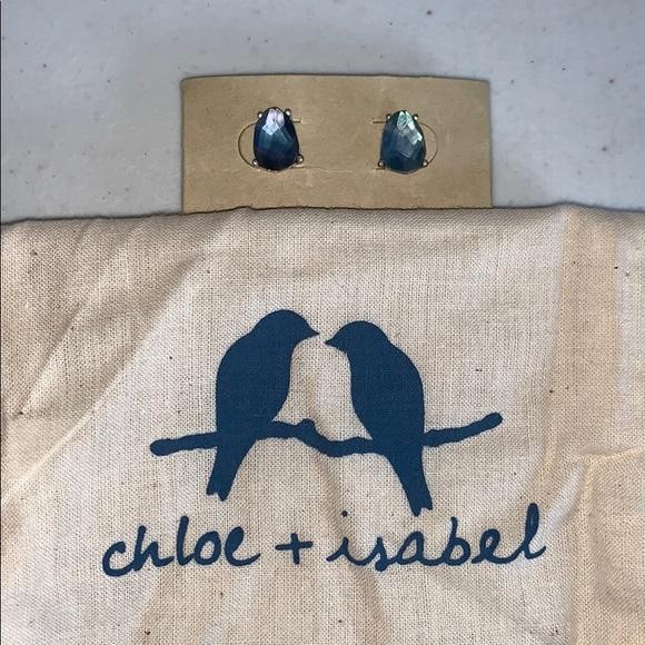 Chloe + Isabel Jewelry - Chloe&Isabel Northern Mist stud earrings